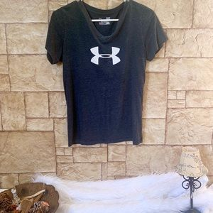 Under Armour Tops - Under Armour Gray Top